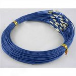 Necklace - Blue Medium blue- 444.5mmx1mm