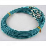 Necklace - Blue medium Turquoise- 444.5mmx1mm